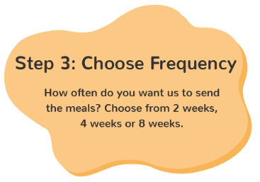 step3: choose frequency