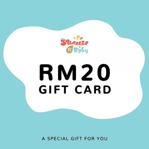 Gift Card (RM20)